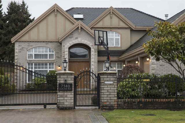 7140 Lucas Road, Richmond, BC V6Y 1E9 (#R2534661) :: Macdonald Realty