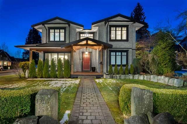 1707 Grand Boulevard, North Vancouver, BC V7L 3Y3 (#R2534751) :: Macdonald Realty