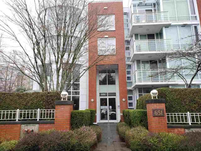 651 W 45TH Avenue #106, Vancouver, BC V5Z 4G2 (#R2535015) :: Macdonald Realty