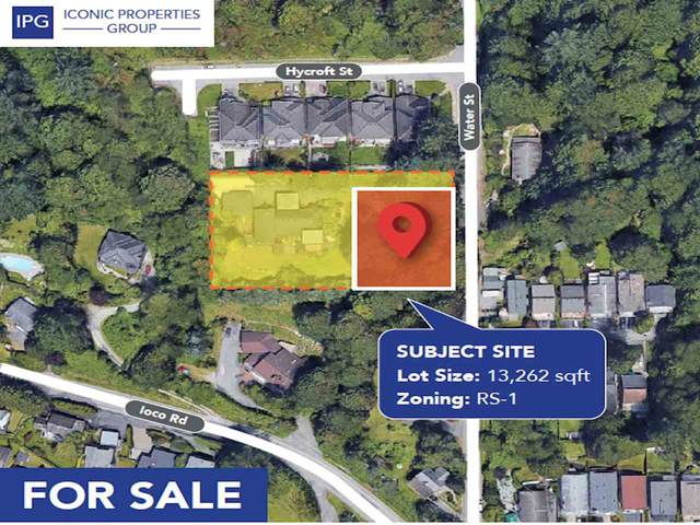 120 Water Street Lot B, Port Moody, BC V3H 2Z2 (#R2535462) :: Ben D'Ovidio Personal Real Estate Corporation | Sutton Centre Realty