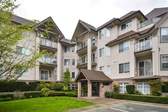 4745 54A Street #208, Delta, BC V4K 2Z9 (#R2535754) :: Macdonald Realty
