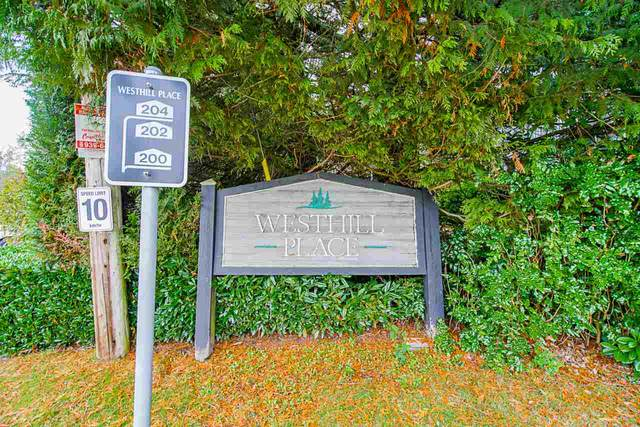 200 Westhill Place #131, Port Moody, BC V3H 1V2 (#R2535978) :: RE/MAX City Realty