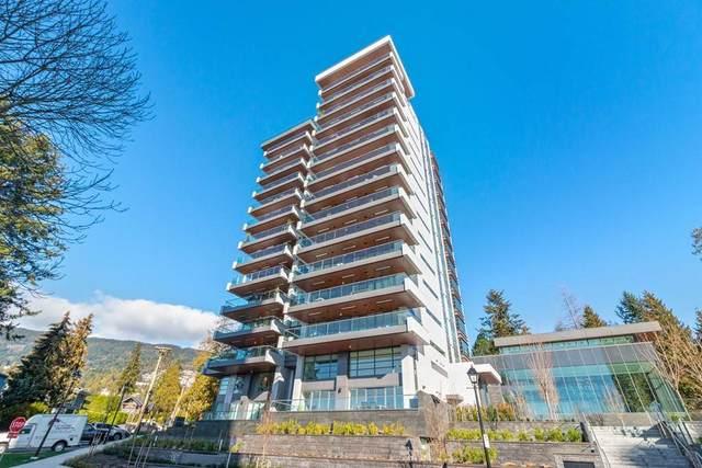 2289 Bellevue Avenue #1101, Vancouver, BC V7V 1C5 (#R2536020) :: RE/MAX City Realty