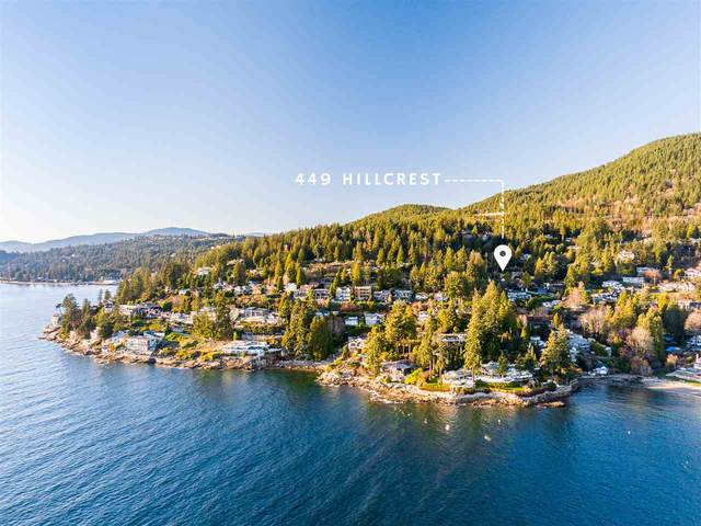 449 Hillcrest Street, West Vancouver, BC V7V 2L8 (#R2536132) :: Macdonald Realty
