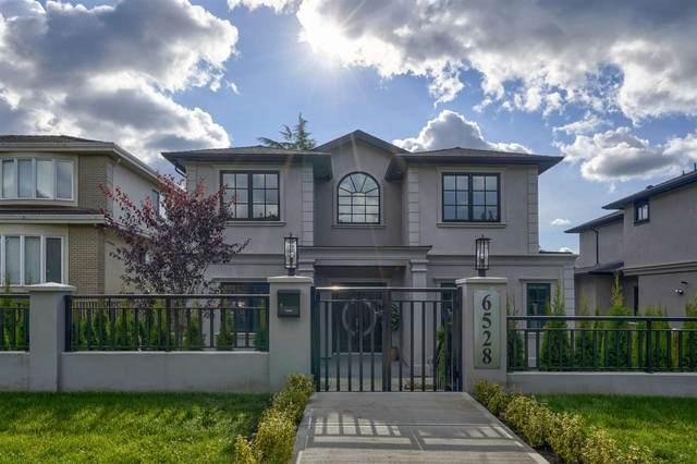 6528 Kitchener Street, Burnaby, BC V5B 2J6 (#R2536224) :: Macdonald Realty