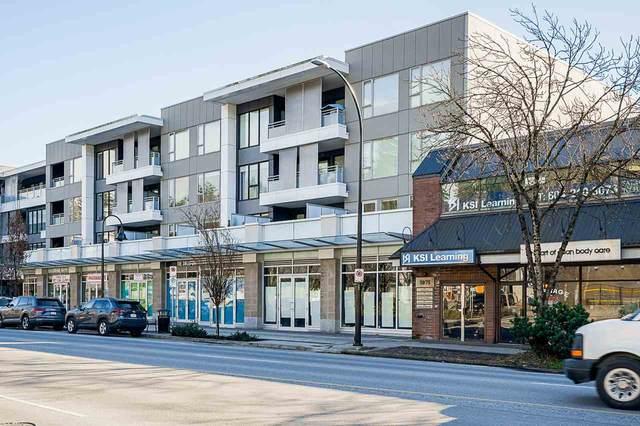 1061 Marine Drive #202, North Vancouver, BC V7P 1S6 (#R2536250) :: RE/MAX City Realty