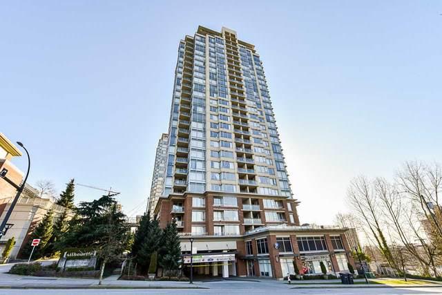 9868 NW Cameron Street #2605, Burnaby, BC V3J 1N4 (#R2536292) :: Macdonald Realty