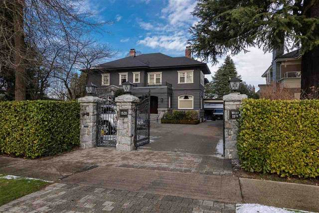 1529 W 36TH Avenue, Vancouver, BC V6M 1J9 (#R2536531) :: Macdonald Realty