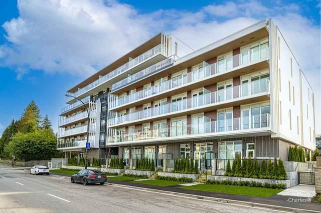 528 W King Edward Avenue #602, Vancouver, BC V5Z 2C3 (#R2536553) :: Macdonald Realty