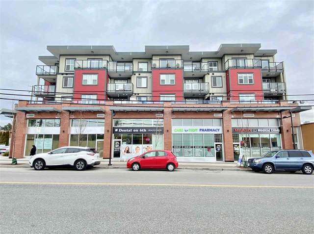 7908 15TH AVENUE Avenue #207, Burnaby, BC V3N 0G6 (#R2536923) :: Macdonald Realty