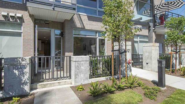 1591 Bowser Avenue #104, North Vancouver, BC V7P 2Y4 (#R2537120) :: Macdonald Realty