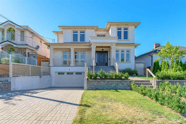 7819 14TH Avenue, Burnaby, BC V3N 2B1 (#R2537184) :: Macdonald Realty