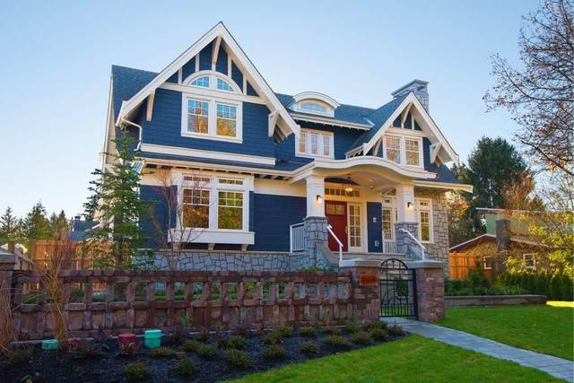 3868 W 50TH Avenue, Vancouver, BC V6N 0E4 (#R2537291) :: Macdonald Realty