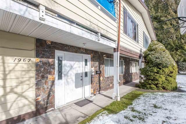 1967 Como Lake Avenue, Coquitlam, BC V3J 3R4 (#R2537358) :: RE/MAX City Realty