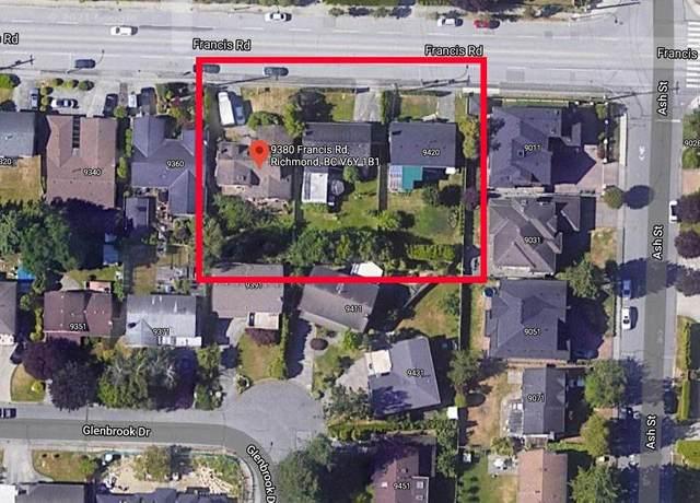 9400 Francis Road, Richmond, BC V6Y 1B1 (#R2537388) :: RE/MAX City Realty