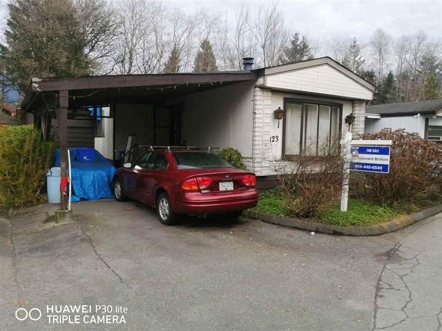 123 Hiawatha Drive, West Vancouver, BC V7P 3E8 (#R2537594) :: RE/MAX City Realty