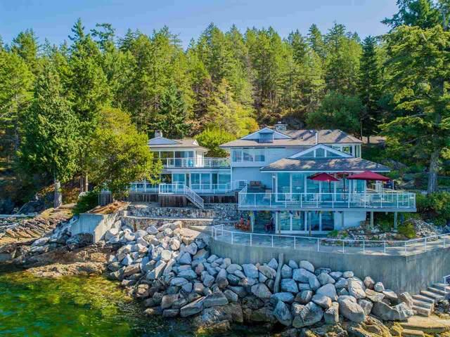 11113 Sunshine Coast Highway, Halfmoon Bay, BC V0N 1Y2 (#R2537674) :: Macdonald Realty