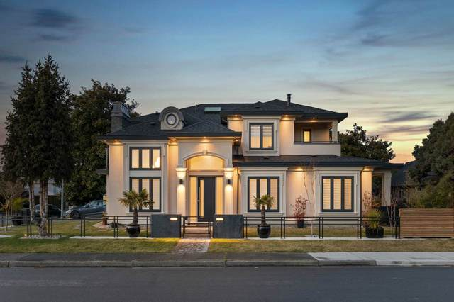 8571 Saunders Road, Richmond, BC V7A 2A6 (#R2537736) :: RE/MAX City Realty