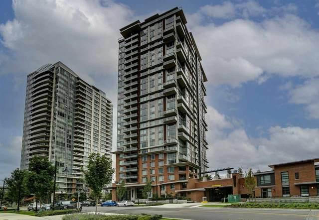 3100 Windsor Gate #1701, Coquitlam, BC V3B 0P3 (#R2537948) :: RE/MAX City Realty