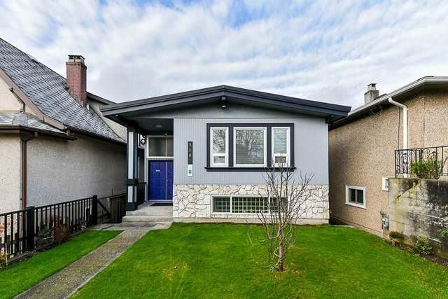 3183 E 22ND Avenue, Vancouver, BC V5M 2Y7 (#R2538029) :: Macdonald Realty