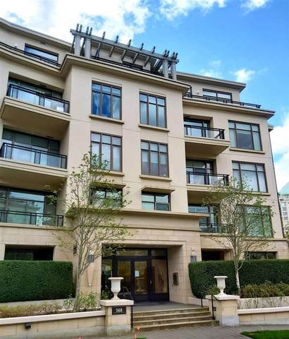 568 Waters Edge Crescent #203, West Vancouver, BC V7T 0A2 (#R2538048) :: Macdonald Realty