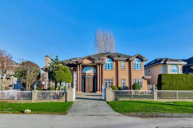 10040 Aquila Road, Richmond, BC V7A 3R3 (#R2538100) :: RE/MAX City Realty