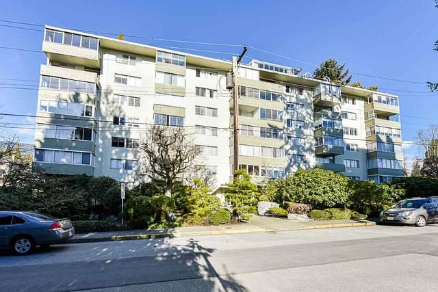 1425 Esquimalt Avenue #207, West Vancouver, BC V7T 1L1 (#R2538114) :: RE/MAX City Realty