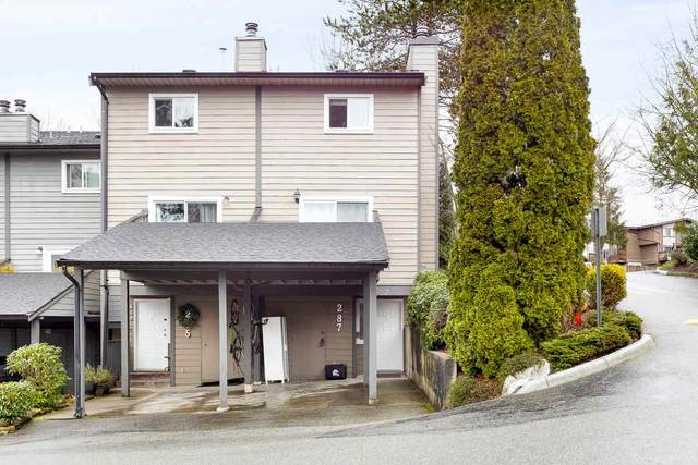 287 Balmoral Place, Port Moody, BC V3H 4B9 (#R2538188) :: RE/MAX City Realty