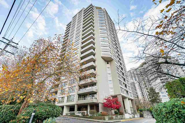 6055 Nelson Avenue #1602, Burnaby, BC V5H 4L4 (#R2538210) :: RE/MAX City Realty