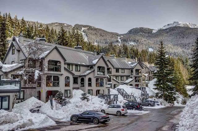 2552 Snowridge Crescent #5, Whistler, BC V8E 0A6 (#R2538264) :: RE/MAX City Realty