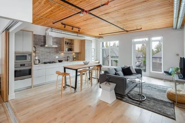 4223 Hastings Street #406, Burnaby, BC V5C 2J5 (#R2538284) :: Macdonald Realty