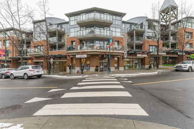 225 Newport Drive #321, Port Moody, BC V3H 5C7 (#R2538387) :: Macdonald Realty