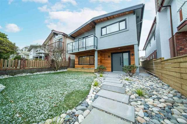3210 E 18TH Avenue, Vancouver, BC V5M 2R7 (#R2538452) :: Macdonald Realty
