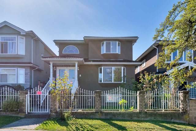 3210 E 23RD Avenue, Vancouver, BC V5R 1B7 (#R2538523) :: Macdonald Realty