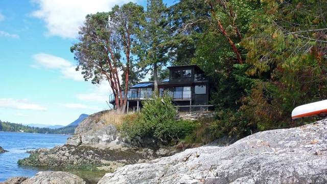 269 Reginald Hill Road, Salt Spring Island, BC V8K 1V7 (#R2538564) :: Premiere Property Marketing Team