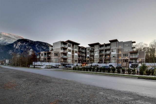 1150 Bailey Street #411, Squamish, BC V8B 0R4 (#R2538671) :: RE/MAX City Realty