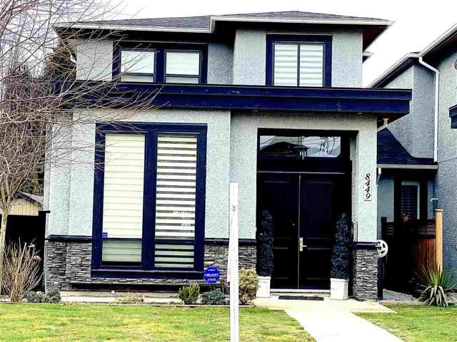 8449 14TH Avenue, Burnaby, BC V3N 2C5 (#R2538790) :: Macdonald Realty