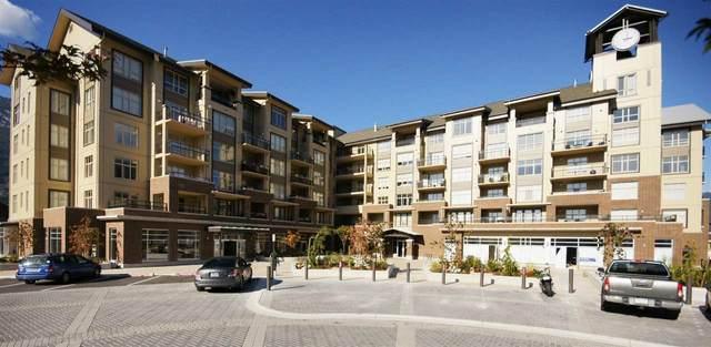 1211 Village Green Way #420, Squamish, BC V8B 0R7 (#R2538855) :: RE/MAX City Realty