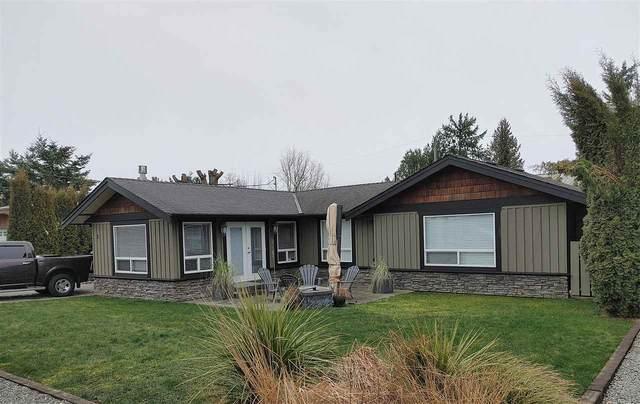 8985 Shook Road #11, Mission, BC V2V 5M2 (#R2538868) :: Macdonald Realty