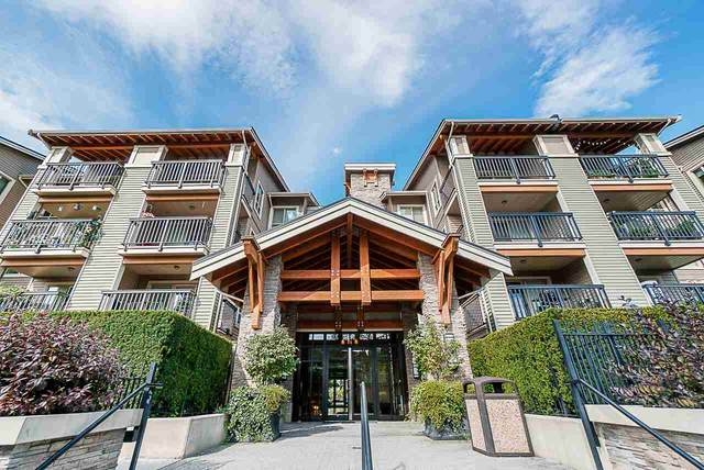 21009 56 Avenue #325, Langley, BC V3A 0C9 (#R2538967) :: RE/MAX City Realty