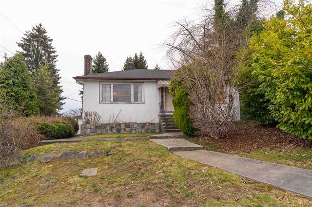 926 First Street, New Westminster, BC V3L 2J4 (#R2539016) :: Macdonald Realty
