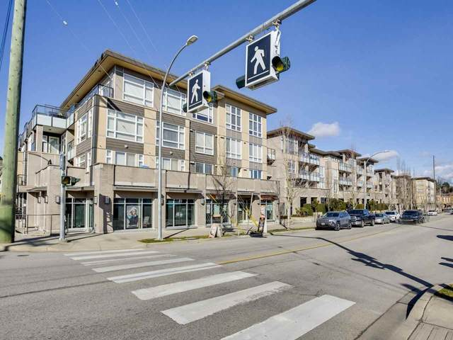 85 Eighth Avenue #414, New Westminster, BC V3L 0E9 (#R2539126) :: Macdonald Realty
