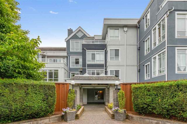 855 W 16TH Street #209, North Vancouver, BC V7P 1R2 (#R2539198) :: RE/MAX City Realty