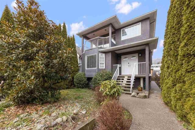 518 W 25TH Street, North Vancouver, BC V7N 2G3 (#R2539206) :: RE/MAX City Realty