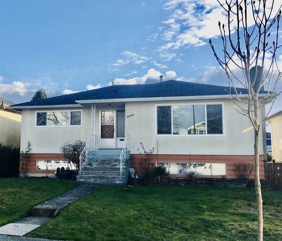 3556 E 27TH Avenue, Vancouver, BC V5R 1R1 (#R2539478) :: RE/MAX City Realty