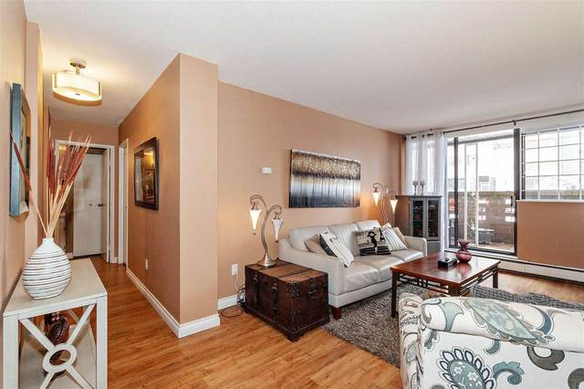620 Seventh Avenue #102, New Westminster, BC V3M 5T6 (#R2539571) :: Ben D'Ovidio Personal Real Estate Corporation | Sutton Centre Realty