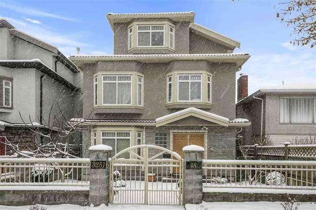 3251 E 48TH Avenue, Vancouver, BC V5S 1H4 (#R2539652) :: RE/MAX City Realty