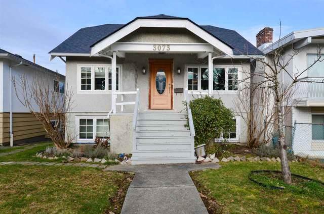3073 E 21ST Avenue, Vancouver, BC V5M 2W6 (#R2539658) :: Macdonald Realty