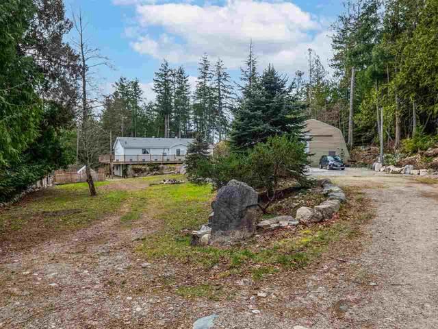 4904 Hotel Lake Road, Pender Harbour, BC V0N 1S1 (#R2539705) :: Initia Real Estate