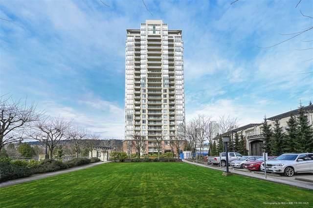 9868 Cameron Street #807, Burnaby, BC V3J 0A5 (#R2539708) :: Macdonald Realty